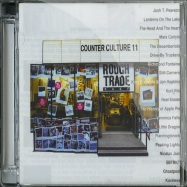 ROUGH TRADE SHOPS - COUNTER CULTURE 11 (CD)