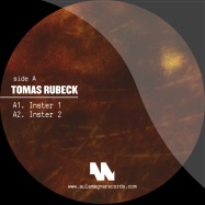 Front View : Tomas Rubeck - INSTER EP - Aula Magna / AMR004