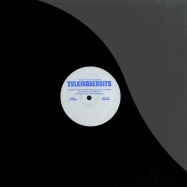 Front View : Various Artists - TVLKINGHEVDITS - Tugboat Edits / tbe1202