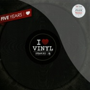 Front View : I Love Vinyl - OPEN AIR 2013 COMPILATION BOX (INCL SIZE L SHIRT) - I Love Vinyl / ILV2013-1L