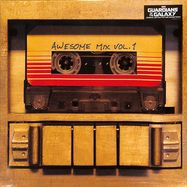 Front View : Various Artists - GUARDIANS OF THE GALAXY - AWESOME MIX VOL. 1 (LP) - Marvel Music / 8731641