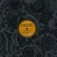 Front View : Artificial Intelligence - TIMELINE ALBUM SAMPLER 1 - Metalheadz / metalp06S1