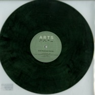 Front View : Zoltan Solomon / Grad_U / Ixm / Hydergine - DUB SERIES MASTERS I EP (COLOURED VINYL) - ARTS / ARTSTRANSPARENT006