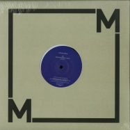 Front View : Michal Turtle - ARE YOU PSYCHIC / ASTRAL DECOY - Music From Memory / mfm 008