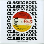 Front View : Huey Smith & The Clowns / The Titans - DONT YOU JUST KNOW IT (7 INCH) - Outta Sight / rsv072