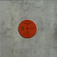 Front View : Seuil - EXTRACT LIVE WEATHER EP - Concrete Music / CCRT07AM03