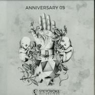 Front View : Various Artists - STEYOYOKE ANNIVERSARY VOL 5 - Steyoyoke / SYYK060