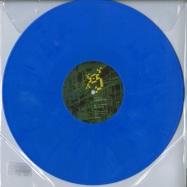 Front View : Synapse - SCIENTISM (BLUE VINYL) - Serotonin Records / SER020