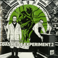Front View : The Exaltics - DAS HEISE EXPERIMENT 2 (2X10 INCH) - Solar One Music / SOM045