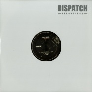 Front View : Black Barrel - LABYRINTH EP - Dispatch / DIS118