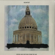 Front View : SCNTST - SCENES AND SKETCHES FROM THE LAB (VINYL , 2LP) - Boys Noize / BNR167