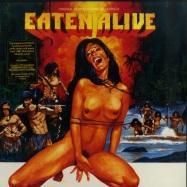 Front View : Roberto Donati - EATEN ALIVE! O.S.T. (COLOURED LP + POSTER) - Stella Edizioni Musicali / SEM 85006