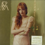 Front View : Florence + The Machine - HIGH AS HOPE (LP) - Virgin / V 3204 / 6748595