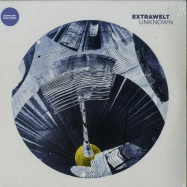 Front View : Extrawelt - UNKNOWN (3X12 INCH GATEFOLD LP, 140 G VINYL+MP3) - Cocoon / CORLP044