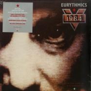 Front View : Eurythmics - 1984 (LTD RED 180G LP) - Virgin / V6079