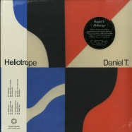 Front View : Daniel T. - HELIOTROPE (LP + MP3) - Cascine / CSN110LP