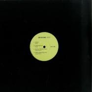 Front View : II Faces & Terence Terry - EP (INCL POLITICS OF DANCING REMIX) - Origine Rec / OREC003