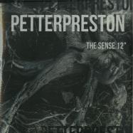 Front View : Petter Preston - THE SENSE - Petter Preston / PR02