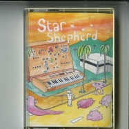 Front View : Star Shepherd - CURRENT EXPLORATIONS IN STAR SYNTHESIS (TAPE / CASSETTE) - Nightwind Records / NW020TAPE