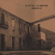 Front View : DJ Lettuce / DJ Unrefined - MUNICIPIO EP (VINYL ONLY) - Paramount City Records / PCR003