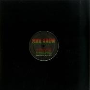 Front View : DMX Krew - SWEATISFACTION - Breakin Records / BRK61