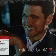 Front View : Michael Buble - LOVE (RED LP) - Reprise / 8918855