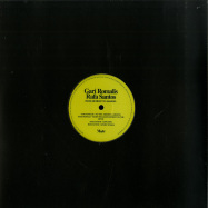 Front View : Gari Romalis / Rafa Santos - FROM DETROIT TO MADRID II (140 G VINYL) - Mate Spain / Mate 002