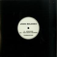 Front View : John Rolodex - FUNBACK002 (10 INCH) - FunBack / FUNBACK002
