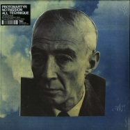 Front View : Protomartyr - NO PASSION ALL TECHNIQUE (LTD BLUE 180G LP + MP3) - Domino Records / Rewiglp154x