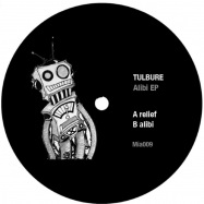 Front View : Tulbure - ALIBI EP (VINYL ONLY) - Music Is Art / MIA009