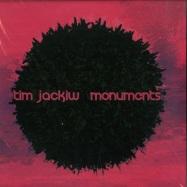 Front View : Tim Jackiw - MONUMENTS (2LP) - Deeptrax / DPTX020