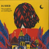 Front View : DJ Red - THE PROPHETS ARE SMILING EP (LORY D REMIX) - Danza Tribale Italy / DNZT006