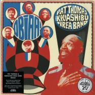 Front View : Pat Thomas & Kwashibu Area Band - OBIAA! (2LP + MP3) - Strut / STRUTLP201 / 05180651