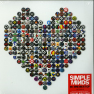 Front View : Simple Minds - 40: THE BEST OF 1979-2019 (2LP) - Virgin / 7799888