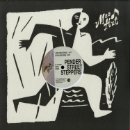 Front View : Pender Street Steppers - OUR TIME - Mood Hut / MH023
