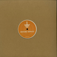 Front View : ELGO VALKOINEN - OVER NIGHT - GROUND SERVICE RECORDS / GROUND005