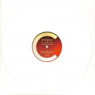 Front View : Brudan - LISBOA (LTD WHITE VINYL) - Cabinet Records / Cab57