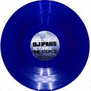 Front View : DJ Haus - RETURN 2 THE SOURCE EP - Unknown To The Unknown / UTTU104