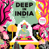 Front View : Todh Teri - DEEP IN INDIA VOL.7 (LIMITED) - Todh Teri / TODH007