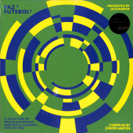 Front View : Various Artists - PAZ E FUTEBOL 3 (LP + MP3) - Sonar Kollektiv / SK390LP / 05202081