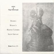 Front View : MAYa & Tolga Baklacioglu - KINA REMIX EP - Vent / Vent021