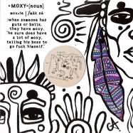 Front View : Various Artists - MOXY MUZIK EDITIONS VOL 1 (GLOW IN THE DARK VINYL) - Moxy Muzik / MM017