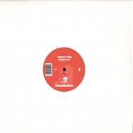 Front View : Nicolas Stefan - BROTHERSHIP EP - Karatemusik019 / KM019