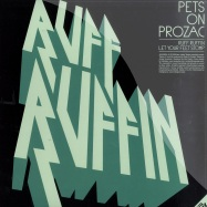 Front View : Pets On Prozac / Obi Blanche - RUFF RUFFIN / RAG TAG VAGABONDS - New Judas / Judas0046