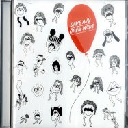 OPEN WIDE (CD)