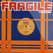 Front View : Congaman - FUCK BABYLON - Fragile / frg093