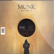 Front View : Jonny L - EVAH / MICRODAZE - Munk Recordings / munk001