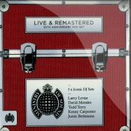 LIVE & REMASTERED (5xCD)