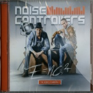 Front View : Noisecontrollers - E=NC2 (CD) - Scantraxx / sccd008