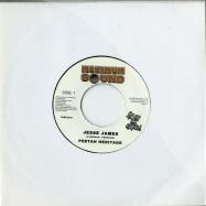 JESSE JAMES (7 INCH)